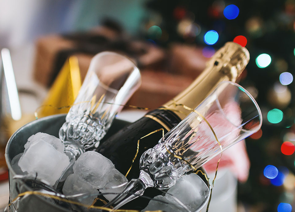Celebrate a Champagne Moment with TAB